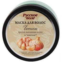 """Русское поле маска для волос """"Чеснок"""" против выпадения волос"""