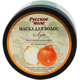 """Русское поле маска для волос """"Лук"""" восстанавливающая"""
