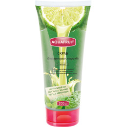 """Aquafruit скраб для ног """"Освежающая легкость"""""""
