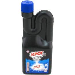 """Крот средство для прочистки канализационных труб """"Торнадо гель"""""""