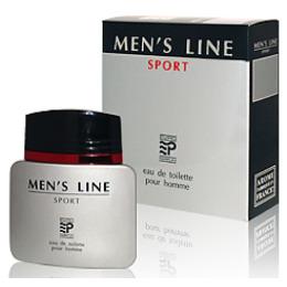 "Позитив Парфюм туалетная вода ""Men's line. Sport"" мужская"