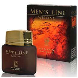 "Позитив Парфюм туалетная вода ""Men's line. Wisking"" мужская"