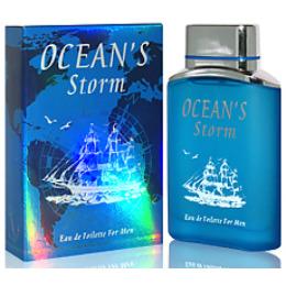 "Позитив Парфюм туалетная вода ""Ocean's. Storm"" мужская"