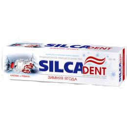 "Silca зубная паста ""Dent. Зимняя ягода"""