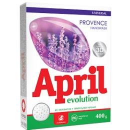 """April стиральный порошок универсальный """"Provence"""" ручная стирка"""