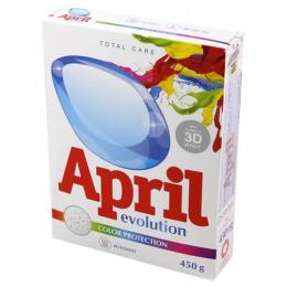 """April стиральный порошок """"Color protection"""" автомат"""
