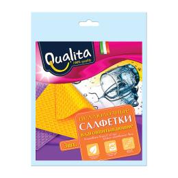 Qualita салфетки влаговпитывающие