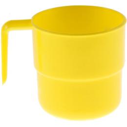 """Пластик центр кружка """"Лимон"""" кемпинговая"""