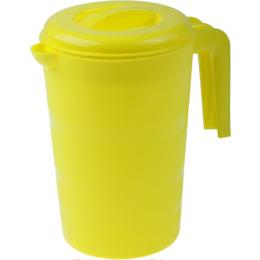 """Пластик центр кувшин для воды """"Фазенда. Лимон"""""""