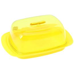 Пластик центр масленка малая лимон