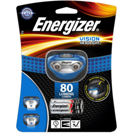 """Energizer фонарь налобный """"Headlight Vision"""" + 3 батарейки"""