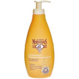 """Le Petit Marseillais молочко для тела """"Карите Сладкий миндаль и Масло арганового дерева"""" увлажняющее"""