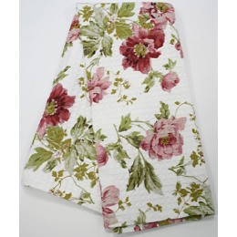 "Bonita полотенце ""Английская коллекция"" 40 х 60 см красное"