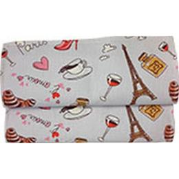 """Bonita полотенце """"Париж"""" вафельное 35 х 61 см"""