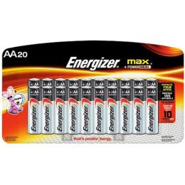 "Energizer батарейка ""Power E91"" алкалиновая тип АА"