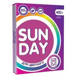 """Sunday стиральный порошок """"Для цветного"""" автомат"""