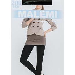"""Malemi колготки """"Siberia 200"""" черные"""