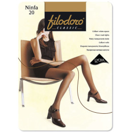 "Filodoro колготки ""Ninfa 20"" Glace"