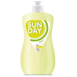"""Sunday средство """"Лимон"""" для мытья посуды"""