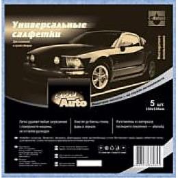 """C-Airlaid салфетки """"Auto"""" универсальные для автомобиля 33 х 33 см"""