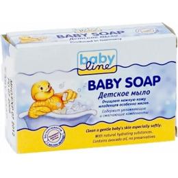 Babyline мыло детское