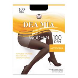 """Dea Mia колготки женские 1453 """"Modern"""" 100d, черные"""