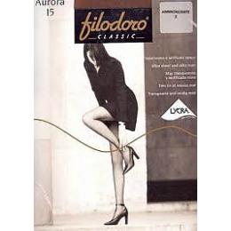 """Filodoro колготки """"Aurora 15"""" Abbronzante"""