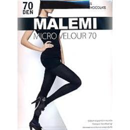 "Malemi колготки ""Micro Velour 70"" черные"