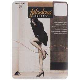 """Filodoro колготки """"Aurora 15"""" Cognac"""