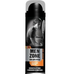 "Menzone антиперспирант ""Energy Shot""  аэрозоль"