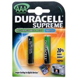 Duracell аккумулятор AAA 900 mAh