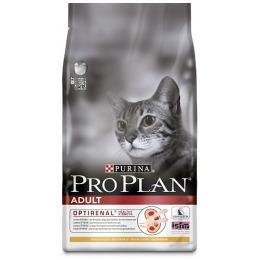 Pro Plan корм для кошек Курица и рис
