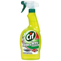 """Cif чистящее средство """"Легкость чистоты"""" для кухни, 750 мл"""