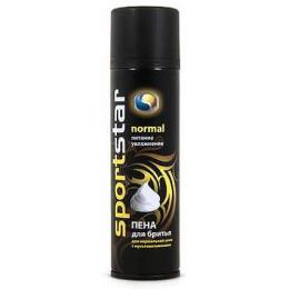 """Sport Star пена для бритья """"Normal"""" для нормальной кожи с мультивитаминами"""