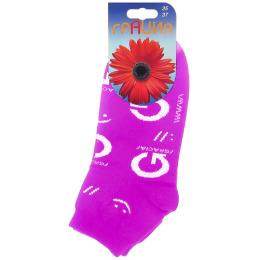 """Грация носки женские """"М 1068 11"""" розовые"""
