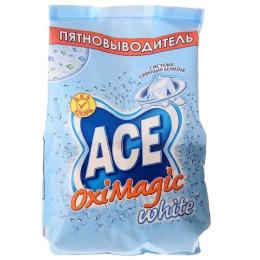 "Ace пятновыводитель ""Oxi Magic White"""