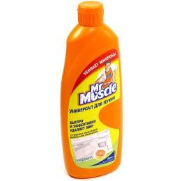 """Мистер Мускул чистящее и моющее средство для кухни """"Универсал. Грейпфрут"""" эконом, 450 мл"""