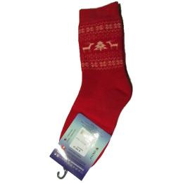 """Грация носки """"М 1082 24"""" красные"""