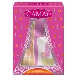 """Camay набор """"Динамик"""" гель для душа и жидкое мыло"""