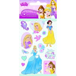 """Липуня наклейки """"Disney Зефирные. Принцессы 4"""""""