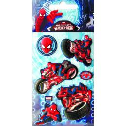 """Липуня наклейки """"Marvel 3D. Человек-паук 1"""""""
