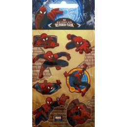 """Липуня наклейки """"Marvel 3D. Человек-паук 2"""""""