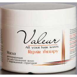 Liv Delano маска регенерирующая для восстановления волос с поврежденной структурой