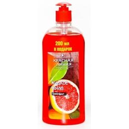 """Красная линия мыло жидкое """"Грейпфрут"""""""