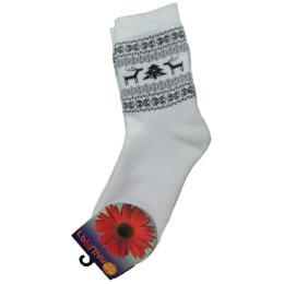 """Грация носки женские """"М 1082""""  белые"""