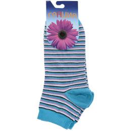 """Грация носки женские """"М 1088"""" сиренево-голубые"""