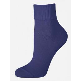"""БЧК носки женские 1202 """"Basic"""" рис. 033, темно синие"""