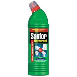 """Sanfor средство для чистки и дезинфекции универсальное """"Летний дождь"""""""