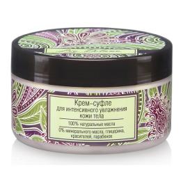 Liv Delano крем-суфле для интенсивного увлажнения кожи тела