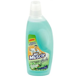 """Мистер Мускул чистящее и моющее средство """"Универсал. Утренняя свежесть"""", 500 мл"""